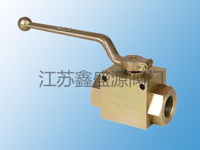 YJZQ-N内螺纹高压球阀