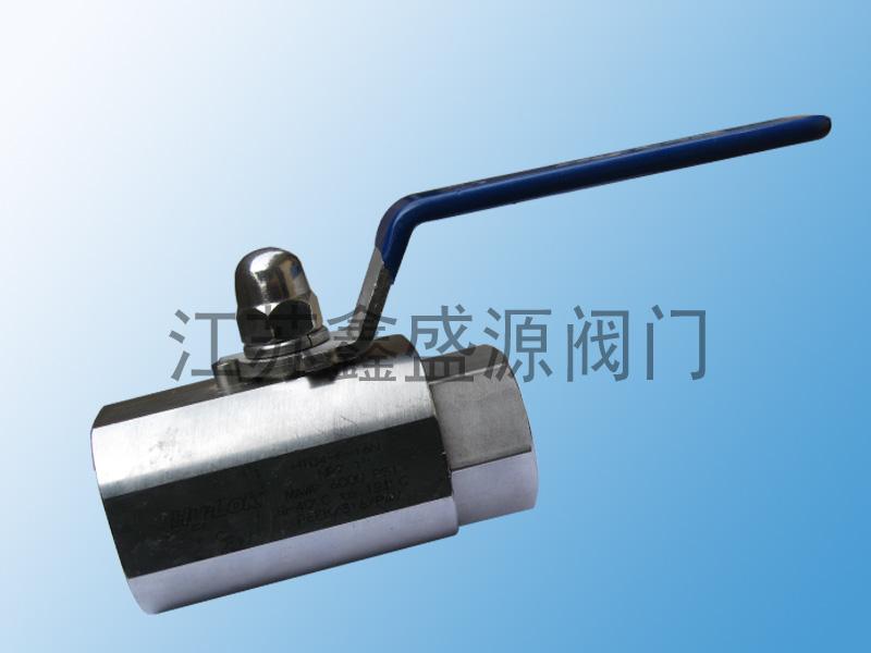 韩国HY-LOK螺纹球阀