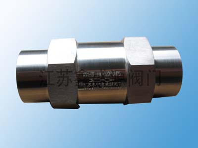 承插焊高压阻火器