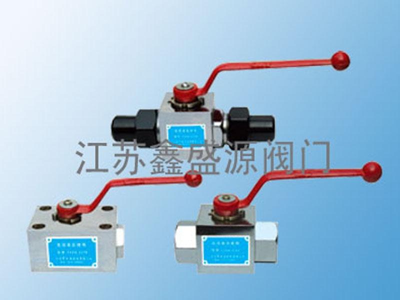 PKH板式高压球阀
