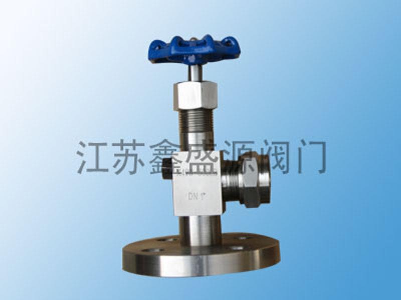 JX49液位计针型阀