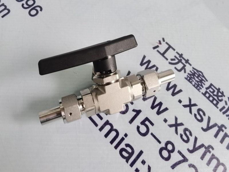 VCO焊接球阀